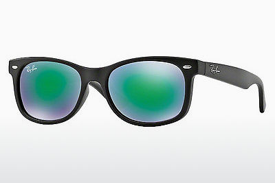 نظارة شمسية Ray-Ban Junior RJ9052S 100S3R - أسود