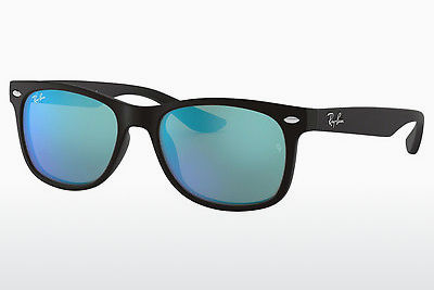 نظارة شمسية Ray-Ban Junior RJ9052S 100S55 - أسود
