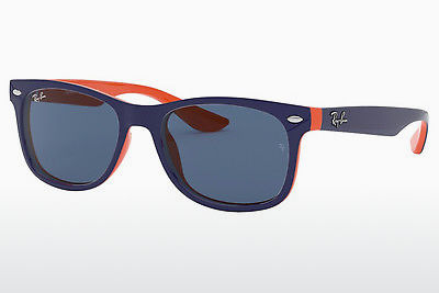 نظارة شمسية Ray-Ban Junior RJ9052S 178/80 - أزرق