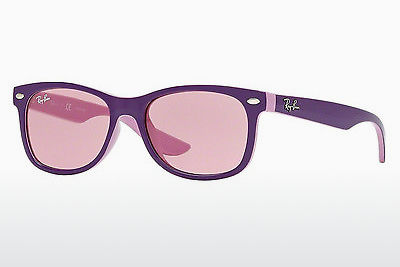 نظارة شمسية Ray-Ban Junior RJ9052S 179/84 - أرجواني