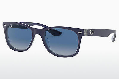 نظارة شمسية Ray-Ban Junior RJ9052S 70234L - أزرق, شفافة