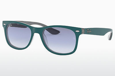 نظارة شمسية Ray-Ban Junior RJ9052S 703419 - رمادي, أزرق, أخضر