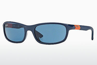 نظارة شمسية Ray-Ban Junior RJ9056S 188/80 - أزرق