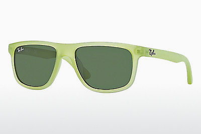نظارة شمسية Ray-Ban Junior RJ9057S 198/71 - أخضر, Acid