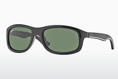 نظارة شمسية Ray-Ban Junior RJ9058S 100/71 - أسود