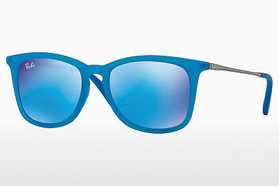 نظارة شمسية Ray-Ban Junior RJ9063S 701155 - أزرق