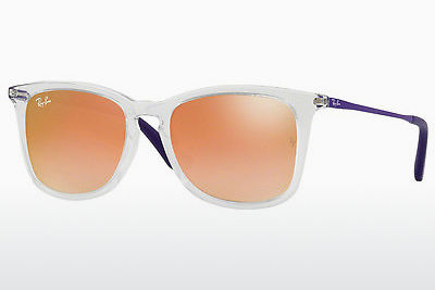 نظارة شمسية Ray-Ban Junior RJ9063S 7030B9 - شفافة