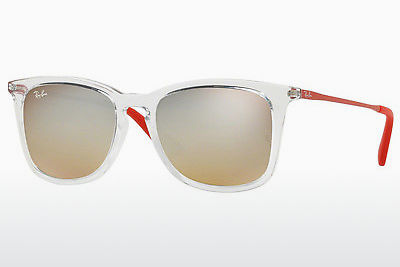 نظارة شمسية Ray-Ban Junior RJ9063S 7031B8 - شفافة