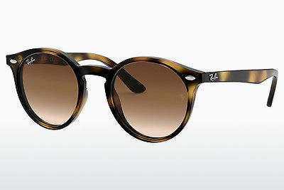 نظارة شمسية Ray-Ban Junior RJ9064S 152/13 - بني, هافانا