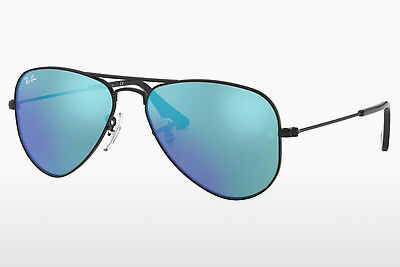 نظارة شمسية Ray-Ban Junior RJ9506S 201/55 - أسود