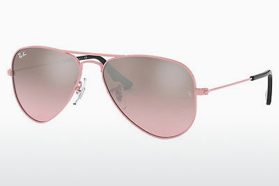 نظارة شمسية Ray-Ban Junior RJ9506S 211/7E - وردي