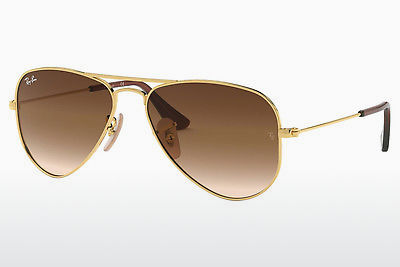 نظارة شمسية Ray-Ban Junior RJ9506S 223/13 - ذهبي