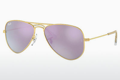 نظارة شمسية Ray-Ban Junior RJ9506S 249/4V - ذهبي
