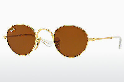 نظارة شمسية Ray-Ban Junior RJ9537S 223/3 - ذهبي