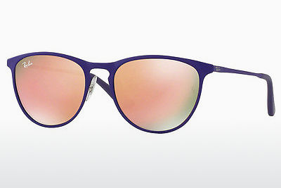 نظارة شمسية Ray-Ban Junior RJ9538S 252/2Y - أرجواني, أزرق