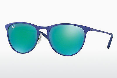 نظارة شمسية Ray-Ban Junior RJ9538S 255/3R - أزرق