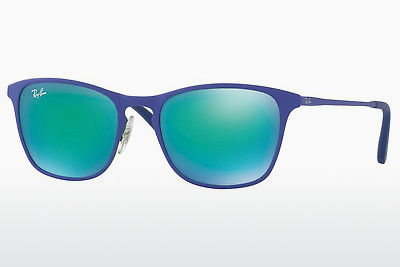نظارة شمسية Ray-Ban Junior RJ9539S 255/3R - أزرق