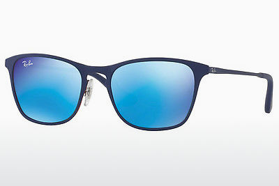 نظارة شمسية Ray-Ban Junior RJ9539S 257/55 - أزرق