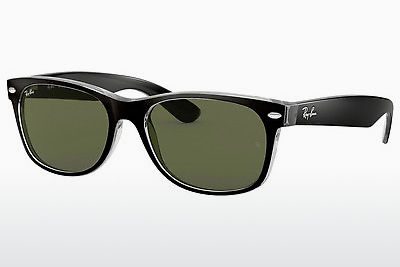 نظارة شمسية Ray-Ban NEW WAYFARER (RB2132 6052) - أسود