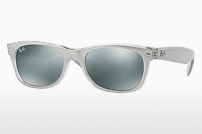 نظارة شمسية Ray-Ban NEW WAYFARER (RB2132 614440) - فضي