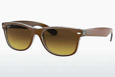 نظارة شمسية Ray-Ban NEW WAYFARER (RB2132 614585) - بني