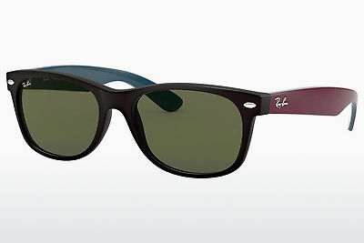 نظارة شمسية Ray-Ban NEW WAYFARER (RB2132 6182) - أسود