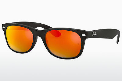 نظارة شمسية Ray-Ban NEW WAYFARER (RB2132 622/69) - أسود