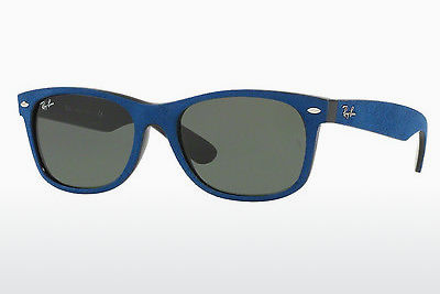 نظارة شمسية Ray-Ban NEW WAYFARER (RB2132 6239) - أسود, أزرق