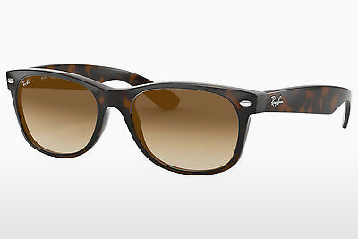 نظارة شمسية Ray-Ban NEW WAYFARER (RB2132 710/51) - بني, هافانا
