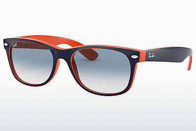نظارة شمسية Ray-Ban NEW WAYFARER (RB2132 789/3F) - أزرق
