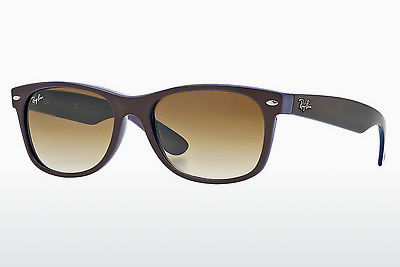 نظارة شمسية Ray-Ban NEW WAYFARER (RB2132 874/51) - بني