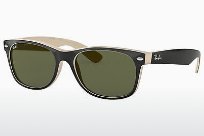 نظارة شمسية Ray-Ban NEW WAYFARER (RB2132 875) - أسود