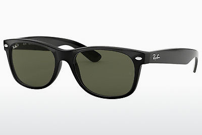 نظارة شمسية Ray-Ban NEW WAYFARER (RB2132 901/58) - أسود