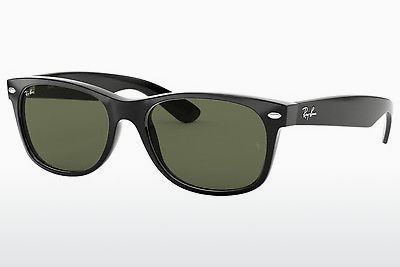 نظارة شمسية Ray-Ban NEW WAYFARER (RB2132 901) - أسود