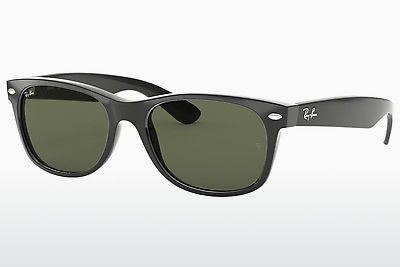 نظارة شمسية Ray-Ban NEW WAYFARER (RB2132 901L) - أسود