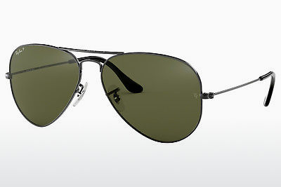 نظارة شمسية Ray-Ban AVIATOR LARGE METAL (RB3025 004/58) - رمادي