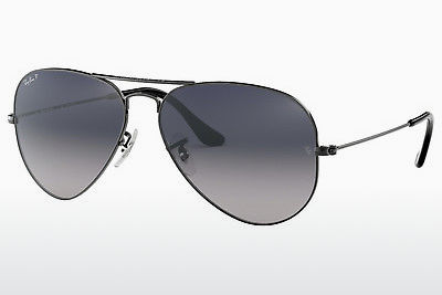 نظارة شمسية Ray-Ban AVIATOR LARGE METAL (RB3025 004/78) - رمادي