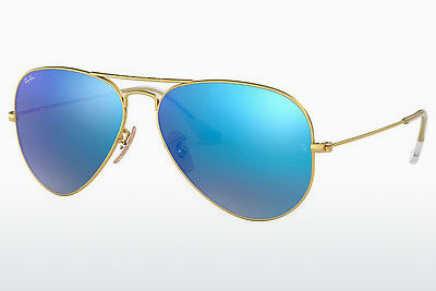نظارة شمسية Ray-Ban AVIATOR LARGE METAL (RB3025 112/17) - ذهبي
