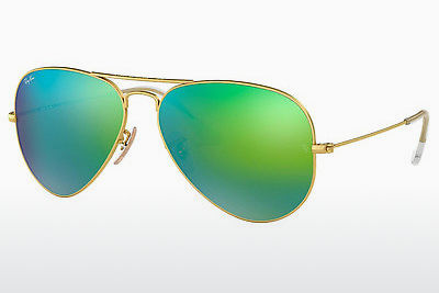 نظارة شمسية Ray-Ban AVIATOR LARGE METAL (RB3025 112/19) - ذهبي