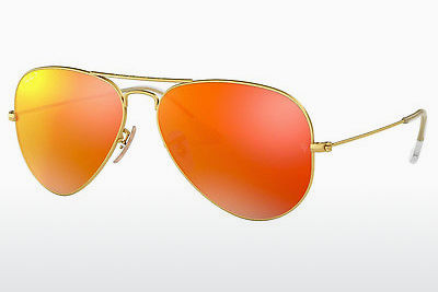 نظارة شمسية Ray-Ban AVIATOR LARGE METAL (RB3025 112/4D) - ذهبي
