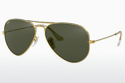 نظارة شمسية Ray-Ban AVIATOR LARGE METAL (RB3025 L0205) - ذهبي
