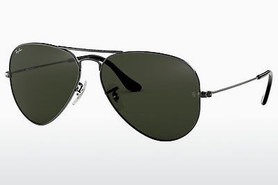 نظارة شمسية Ray-Ban AVIATOR LARGE METAL (RB3025 W0879) - رمادي