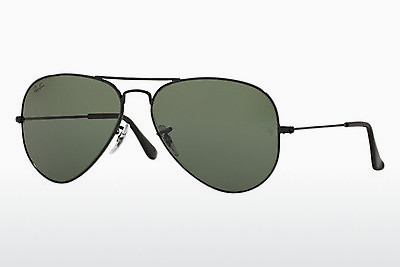 نظارة شمسية Ray-Ban AVIATOR LARGE METAL (RB3025 W3329) - أسود