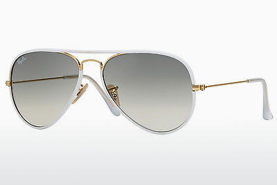 نظارة شمسية Ray-Ban AVIATOR FULL COLOR (RB3025JM 146/32) - ذهبي