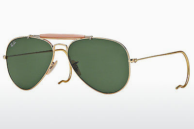 نظارة شمسية Ray-Ban OUTDOORSMAN (RB3030 L0216) - ذهبي