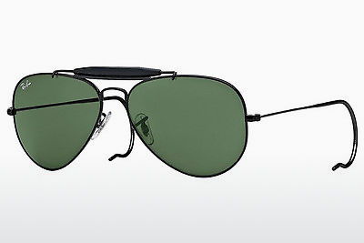 نظارة شمسية Ray-Ban OUTDOORSMAN (RB3030 L9500) - أسود