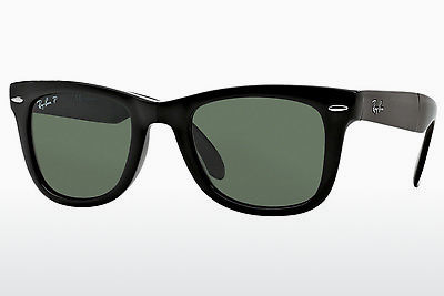 نظارة شمسية Ray-Ban FOLDING WAYFARER (RB4105 601/58) - أسود