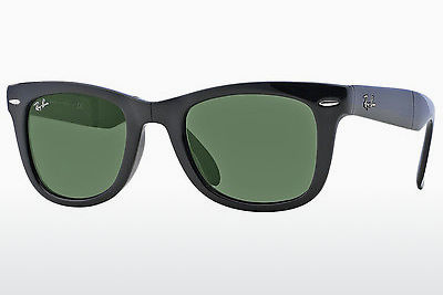 نظارة شمسية Ray-Ban FOLDING WAYFARER (RB4105 601) - أسود