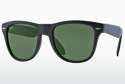 نظارة شمسية Ray-Ban FOLDING WAYFARER (RB4105 601S) - أسود