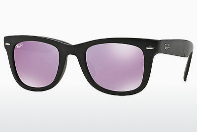 نظارة شمسية Ray-Ban FOLDING WAYFARER (RB4105 601S4K) - أسود